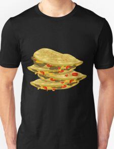 Glitch Food spicy quesadilla T-Shirt