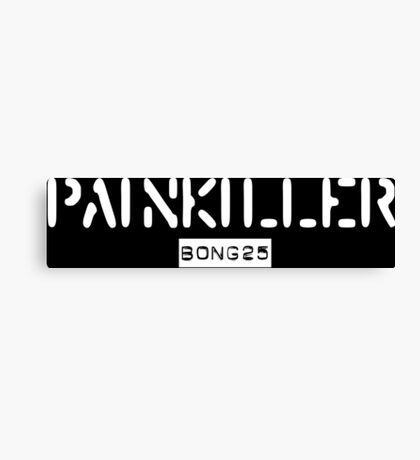 Painkiller Canvas Print