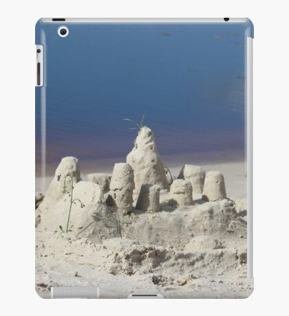 Sand Castle  iPad Case/Skin