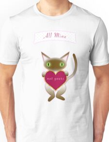 Not Yours Unisex T-Shirt