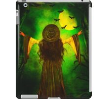 Moon of the Green Witch iPad Case/Skin