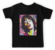 mc jagger 1 Kids Tee
