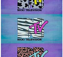 nicki television by mistersmartguy