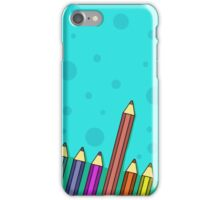Draw the Rainbow iPhone Case/Skin