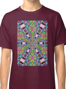 psychedelic radiance totem Classic T-Shirt