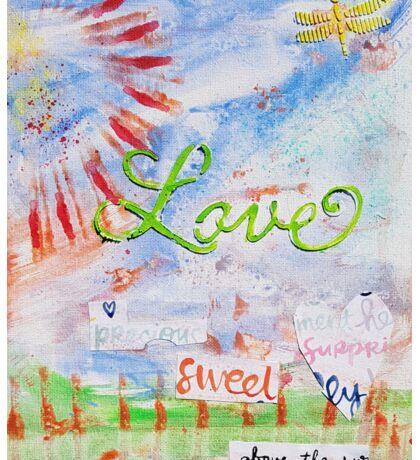 Love, Sweet You Sticker
