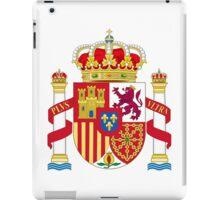 The Spanish Coat of Arms iPad Case/Skin