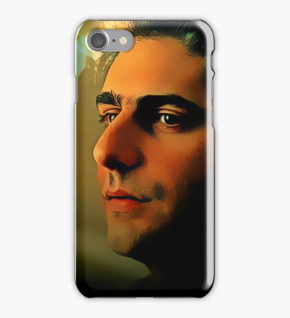 Chris of the Sopranos iPhone Case/Skin