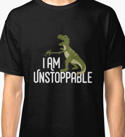 I'm Unstoppable - Tyrannosaurus Rex Grabber Arm - Funny T-Rex Classic T-Shirt