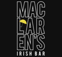 MacLaren's Irish Bar Baby Tee
