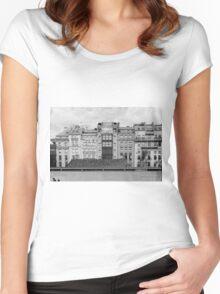 Atelier Brancusi Women's Fitted Scoop T-Shirt