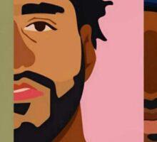 Drake J. Cole, Kendrick Art Sticker