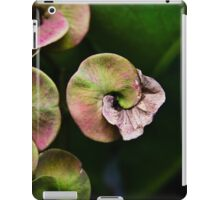 AGED CROWN OF THORNS iPad Case/Skin