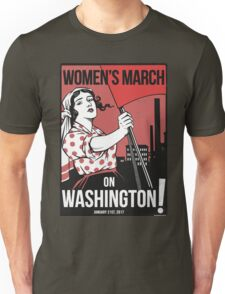 Womens March on Washington 2 Unisex T-Shirt