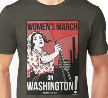 Womens March on Washington 2 Unisex T-Shirt