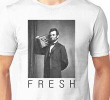 Lincoln fresh Unisex T-Shirt