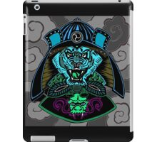 Tiger the Samurai iPad Case/Skin