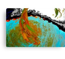 2014 Fall 30 Canvas Print