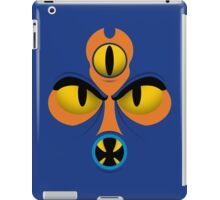 School Mascot By Day & Night iPad Case/Skin