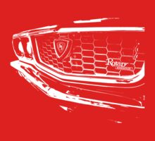 """Three"" – Mazda RX3 Rotary T-Shirt One Piece - Short Sleeve"