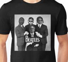 Black Beatles Unisex T-Shirt