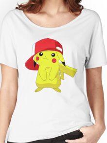 pikachu Women's Relaxed Fit T-Shirt