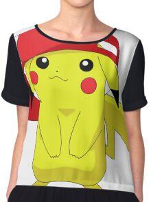 pikachu Chiffon Top