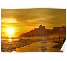 Sun on RIO Poster