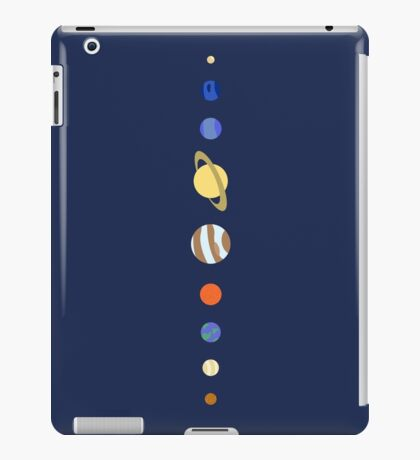 Just Planets iPad Case/Skin