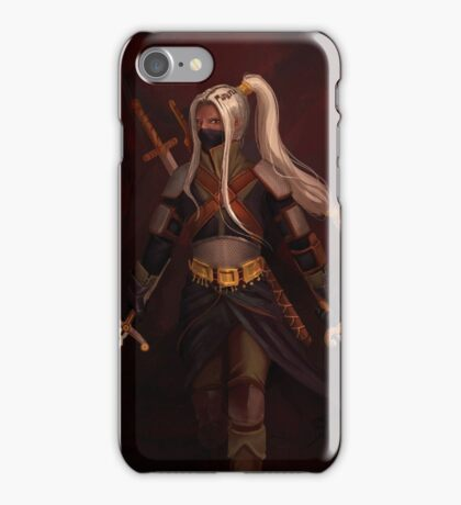 Swordsman iPhone Case/Skin