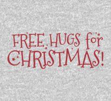 Free hugs for CHRISTMAS One Piece - Long Sleeve