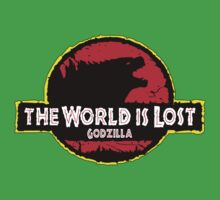 The World is Lost Kids Clothes