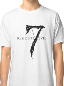 Resident Evil 7 Classic T-Shirt