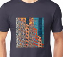 Cityscape Abstract Unisex T-Shirt