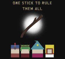 One Stick To Rule Them All T-Shirt