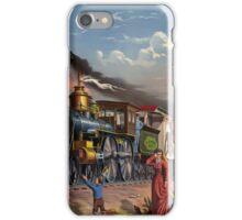 The Fast Mail Train iPhone Case/Skin