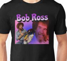 90s Retro Bob Ross Unisex T-Shirt