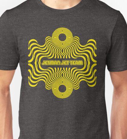 Jetman Jet Team original Kickstarter shirt Unisex T-Shirt