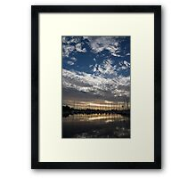 A Good Day for a Sail Framed Print