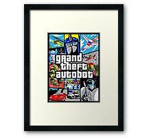 GTA G1 Framed Print