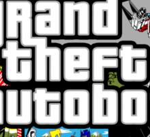 GTA G1 Sticker