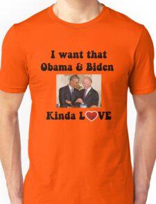 Obama and Biden BFFS Unisex T-Shirt
