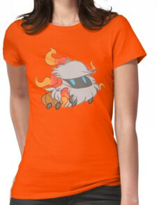 Larvesta! Womens Fitted T-Shirt