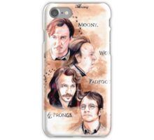 Messrs iPhone Case/Skin