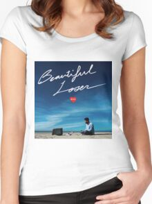 Kyle Beautiful Loser Women's Fitted Scoop T-Shirt