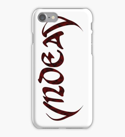 Undead Fangs iPhone / Samsung Galaxy Case iPhone Case/Skin