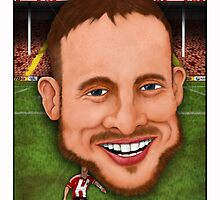 Davies - Sheffield United 2014/15 Season by brendanwilliams