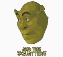 And The Squatters Baby Tee