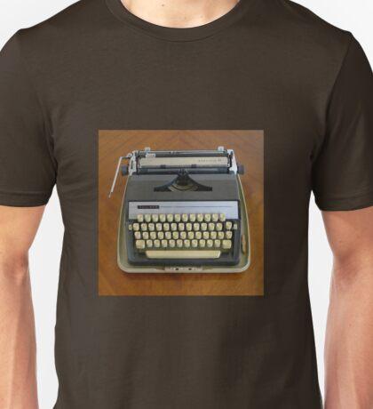 Triumph Typewriter Unisex T-Shirt