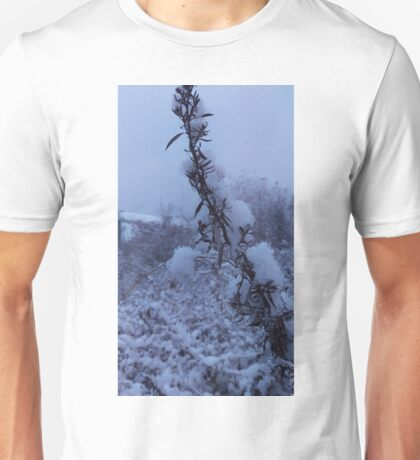 Winter Time series by Simon Williams-Im Unisex T-Shirt